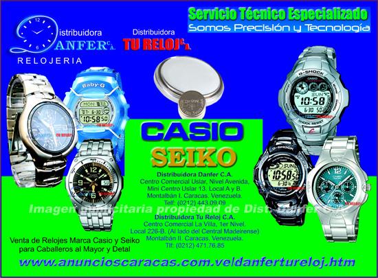 d8ee32f54d02 Distribuidora Danfer C.A. y Distribuidora Tu Reloj C.A. Son empresas  venezolanas dedicadas al mundo de la relojería.