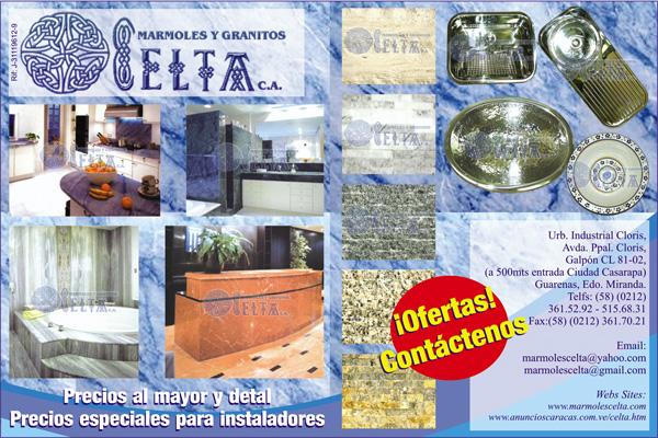 Marmolerias marmoles marmol granitos en anuncios caracas - Marmoles y granitos precios ...