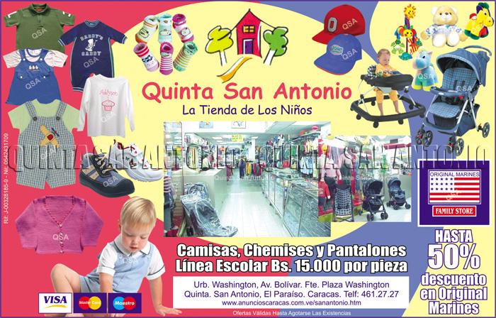 de ropa anuncios caracas venezuela